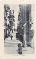 Malte - Malta - Valletta - Strada San Giovanni - Saint Jean - Malte