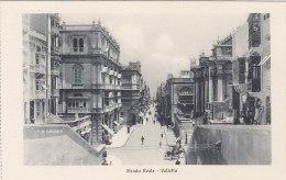 Malte - Malta - Valletta - Strada Reale - Malta