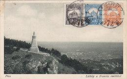 Hongrie - Pécs - Militaria - Monument Du Souvenir Français / 1912 - Hungary