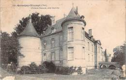 18 - Germigny-l'Exempt - Château Renaud, Côté Sud-Est - France