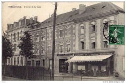 HOMECOURT - AVENUE DE LA GARE - Homecourt