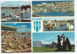 Lin@ CP REYKJAVIK, ISLANDE - Islande