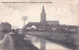 MEETKERKE : Gedenkenis Van Bedevaart Naar O.L.V  - Zicht Van Zuid-kant - Zuienkerke