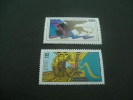 K9198- Set MNH Algeria 1972- Pour Venice Unesco - UNESCO