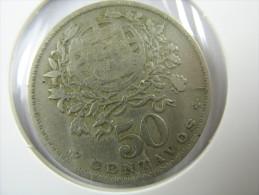 PORTUGAL 50 CENTAVOS 1927  COIN  LOT 30 NUM 10 - Portugal