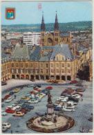 Charleville-Mézières: CITROËN DS BREAK & CX BREAK, MÉHARI, GS, 2CV & DS, PANHARD 24 CT, RENAULT 14-Place Ducale - France - Passenger Cars