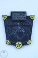Lee Rough Riders Jeans Advertising - Pin Badge #PLS - Marcas Registradas