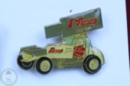 Sprint Car Racing - Good Year Advertising -  Pin Badge #PLS - Pin