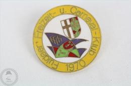 Fuldaer Freizeit - U. Carneval Klub 1970  -  Pin Badge #PLS - Ciudades