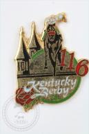 Kentucky Derby - 5 May 1990 -  Pin Badge #PLS - Pin