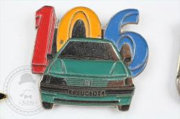 Peugeot 106 -  Pin Badge #PLS - Peugeot