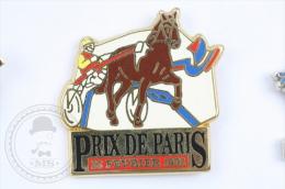 Prix De Paris 23 Fevrier 1992 - Signed Starpins -  Pin Badge #PLS - Juegos