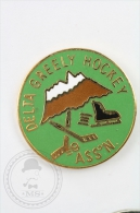 Delta Greely Hockey  Ass´n -  Pin Badge #PLS - Pin