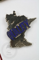 Quality -  Pin Badge #PLS - Invierno