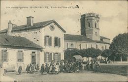65 MAUBOURGUET / L'Ecole Des Filles Et L'Eglise / - Maubourguet
