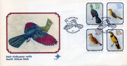 P - 1990 Sud Africa - South African Birds - Usati