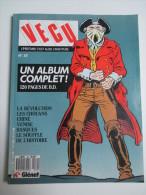 Revue BD  :  VECU N° 30  /   4 Trimestre 1987 -  Révolution - Chine - Venise - Basques -  Astrain - Harriet      ..... - Vécu