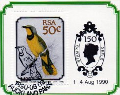 P - 1990 Sud Africa - South African Birds - Gebruikt