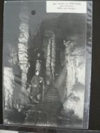 46 - Grotte De PRESQUE Près St Céré- Lot 2 CPA Dt Précurseur 1900 Av. Type SAGE - France