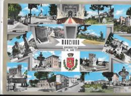 TOSCANA-GROSSETO-MANCIANO VEDUTE MANCIANO (sedici) - Italia