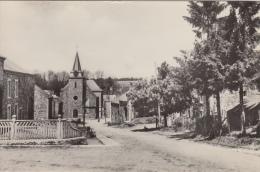 Porcheresse-en-Ardenne   Kom van het dorp   Centre du village           scan 8010