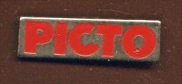 """"""" PICTO """"     Vert Pg12 - Trademarks"""