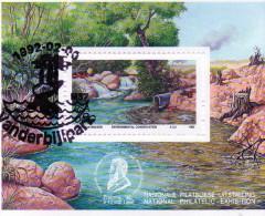 P - 1992 Sud Africa - Environmental Conservation - Usati