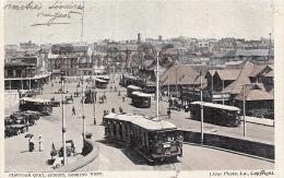 Sydney - Circular Quay - Looking West - Tramway - Sydney