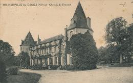 NEUVILLE LES DECIZE - Château Du Creuset - Sonstige Gemeinden