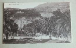 MONTE CARLO - LES JARDINS - Monte-Carlo