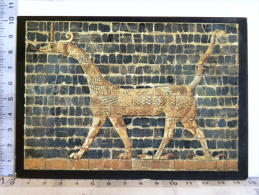 CPM - IRAQ - Relief In Glazed Tiles : Mythycal Animal - Babylon - Iraq