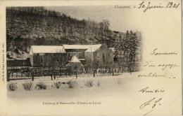 52 CHAUMONT FAUBOURG DE BUXEREUILLES FILATURE DE LAINE - Chaumont