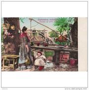 COSTP0604GCPA-LFTM1213TAGSC.Tarjeta Postal Costumbrista.COCINA AL AIRE,costumbres Andaluzas - Agricultura