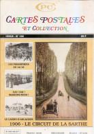 Cpc- N°166-1995-prisonniers 1914/1918-mariages-casino D'arcachon-circuit De La Sarthe - French