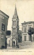 SAINT-SYLVESTRE-SUR-LOT (Lot-et-Garonne) -- L'EGLISE      Quelques Taches De Rousseurs Au Dos - Villeneuve Sur Lot