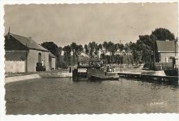 8 Fresnes L'Ecluse Vers Haveluy Nord 1952 Mariane De Gandon Peniche Train  Decauville - Frankreich