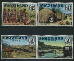 1972 Swaziland, Turistica, Serie Completa Nuova (**) - Swaziland (1968-...)
