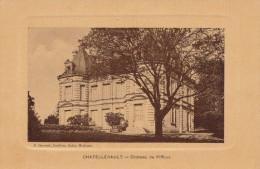 CHATELLERAULT CHATEAU DE PIFFOUX (dil20) - Chatellerault