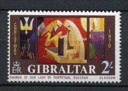 Gibraltar 1970. Yvert 238 ** MNH. - Gibilterra