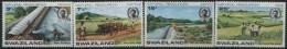 1973 Swaziland, Risorse Naturali, Serie Completa Nuova (**) - Swaziland (1968-...)