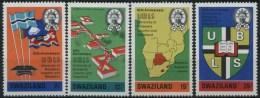 1974 Swaziland, Anniversario Università , Serie Completa Nuova (**) - Swaziland (1968-...)