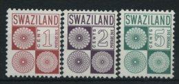 1971 Swaziland, Segnatasse , Serie Completa Nuova (**) - Swaziland (1968-...)