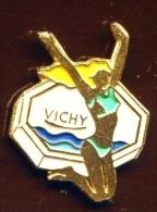 "03 VICHY  "" Santé ""   Vert Pg12 - Steden"