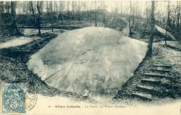 02 -  VILLERS COTTERETS - La Forêt, La Pierre Clouïse - Villers Cotterets