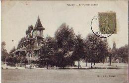 Vichy   711          Le Pavillon Du Golf ( Golfeur ) - Vichy