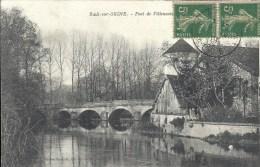 CHAMPAGNE ARDENNE - 10 - AUBE - BAR SUR SEINE - Pont De Villeneuve - Bar-sur-Seine