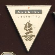 """"""" ALCATEL Alberville 92   """"    Vert Pg15 - Telecom De Francia"""