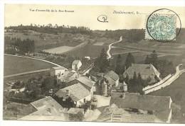 DOULAINCOURT-vue D'ensemble De La Rue Bousset - Doulaincourt