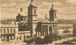 POSTAL DE ARGENTINA DE LA CATEDRAL BASILICA DE CATAMARCA (GARAY) - Argentinië