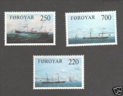 Faroe 1983 Ships, MNH AJ.070 - Faroe Islands